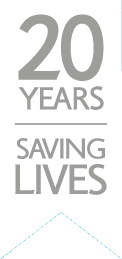 20 Years Saving Lives